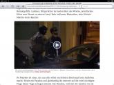 Artikel Ansicht auf dem iPad ZEIT ONLINE