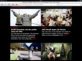Fotostrecken Übersicht iPad