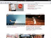 Video-Inhalte auf der Startseite von ZEIT ONLINE