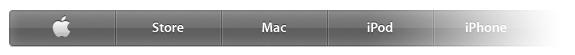 apple überarbeitet Navigation