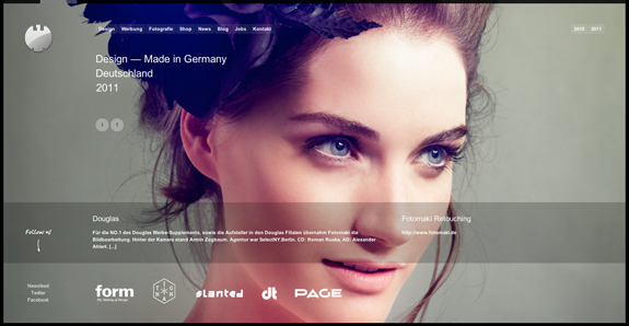 design made in germany redesign 2011
