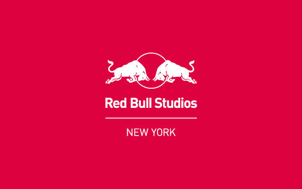 red bull studios global identity logo